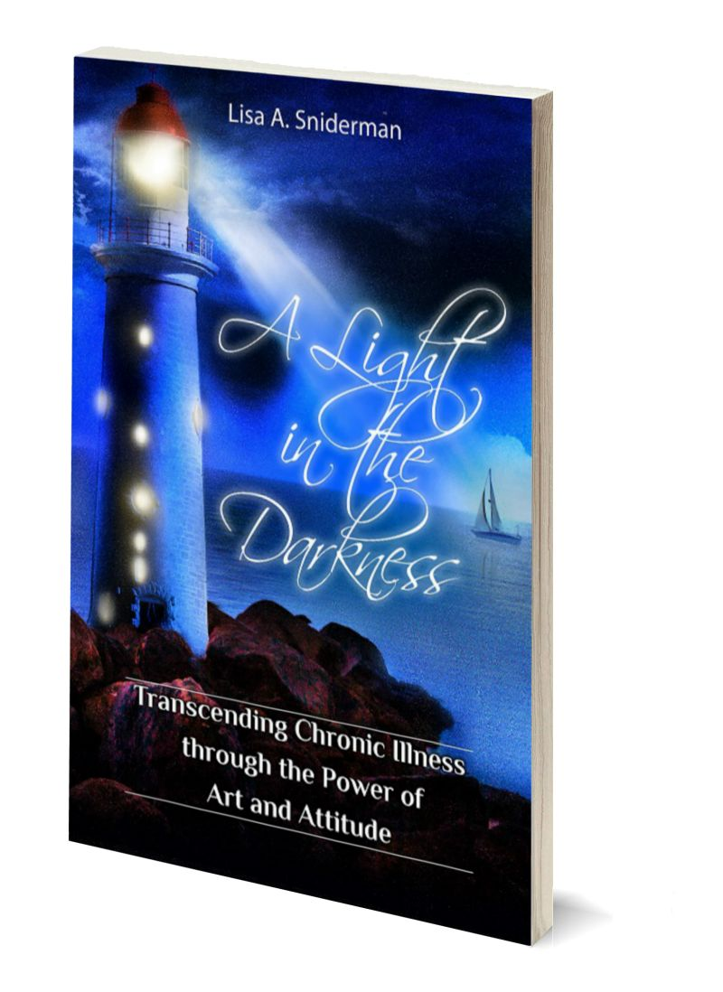 a light in the darkness book cover